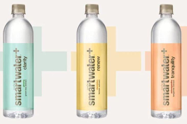 smartwater plus waters