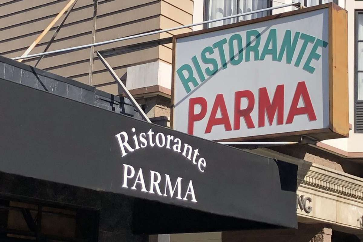 Ristorante Parma, at 3314 Steiner St. in San Francisco, has announced its permanent closure.