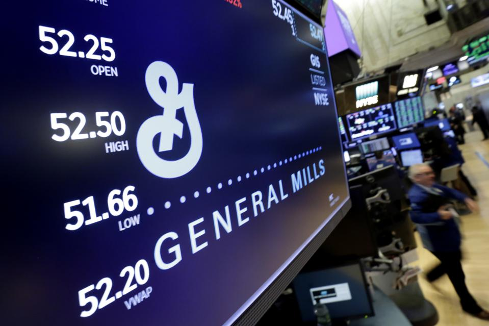 Financial Markets Wall Street General Mills