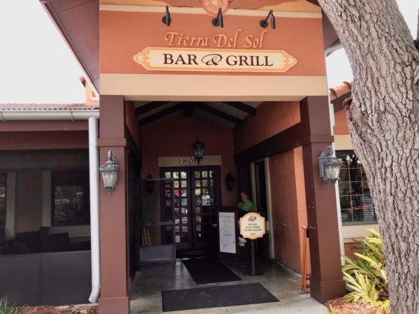The Tierra Del Sol Bar Grill