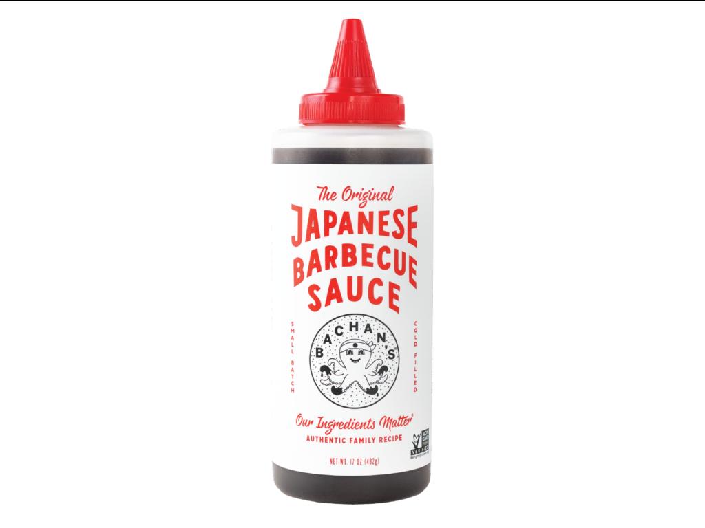 Bachan Original Japanese Barbecue Sauce Asian food