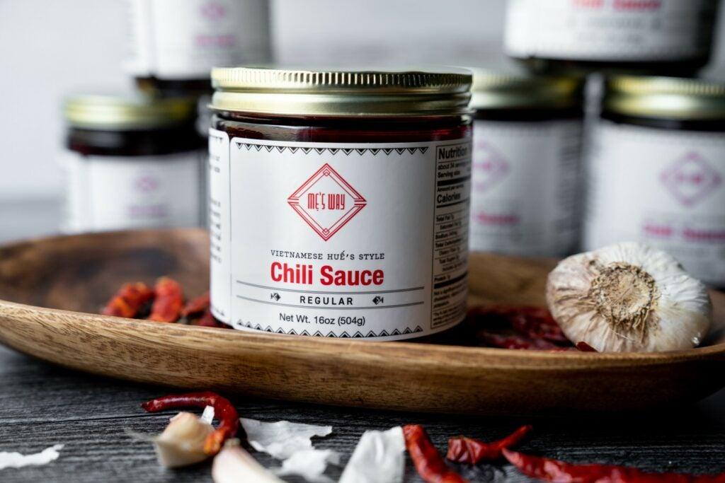 Chili Sauce by Mẹ's Way